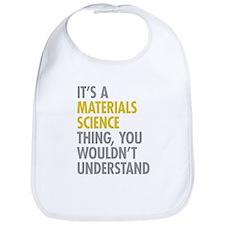 Materials Science Thing Bib