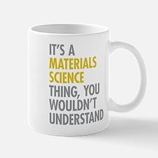 Materials Science Thing Mug