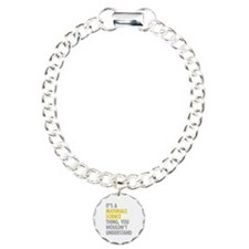 Materials Science Thing Bracelet