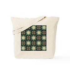 rustic abstract bohemian pattern Tote Bag