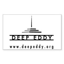Deep Eddy Rectangle Decal