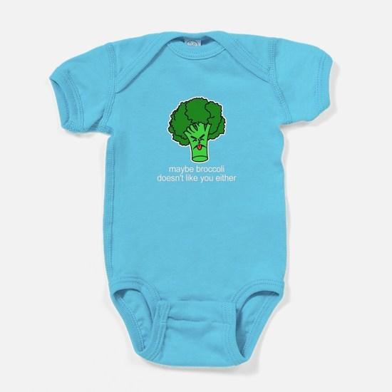 Broccoli Baby Bodysuit