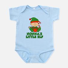 Nonna's Little Elf Body Suit
