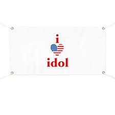 I LOVE IDOL Banner