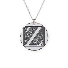 Z-fle gray Necklace