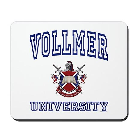 VOLLMER University Mousepad