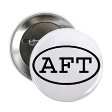 """AFT Oval 2.25"""" Button (10 pack)"""