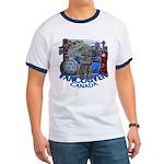 Vancouver Canada Souvenir Ringer T-Shirt