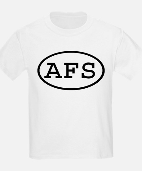 AFS Oval T-Shirt