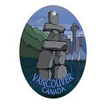 Vancouver Souvenir Ornament Keepsake & Gifts
