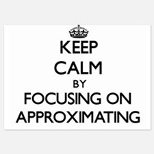 Keep Calm by focusing on Approximating Invitations