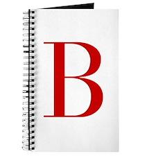 B-bod red2 Journal