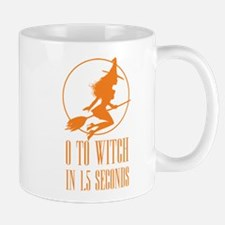 0 To Witch Mugs
