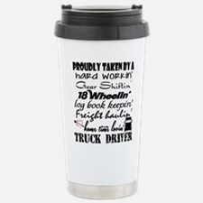 Proudly Taken by a Truc Stainless Steel Travel Mug