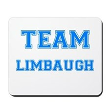 TEAM LIMBAUGH Mousepad