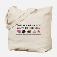 The Breakfast Club See Tote Bag