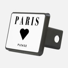 PARIS PLEASE Hitch Cover