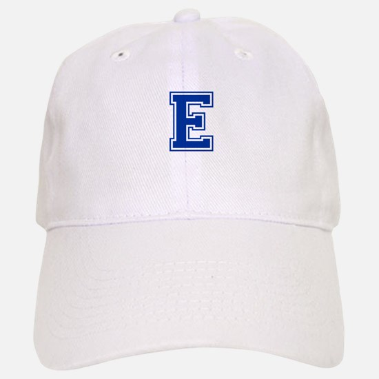 E-var blue2 Baseball Baseball Baseball Cap