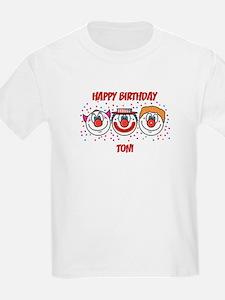 Happy Birthday TONI (clowns) T-Shirt