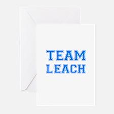 TEAM LEACH Greeting Cards (Pk of 10)