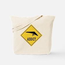 Funny Gliding Tote Bag