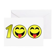 100 Greeting Cards (Pk of 10)