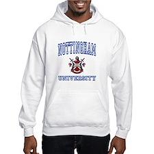 NOTTINGHAM University Hoodie