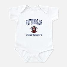 NOTTINGHAM University Infant Bodysuit