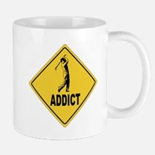 Cute Addict golf Mug