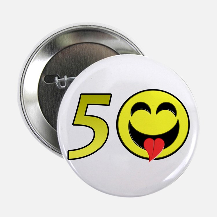 """50 2.25"""" Button (100 pack)"""