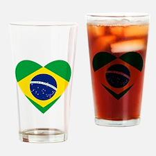 Brazil Drinking Glass