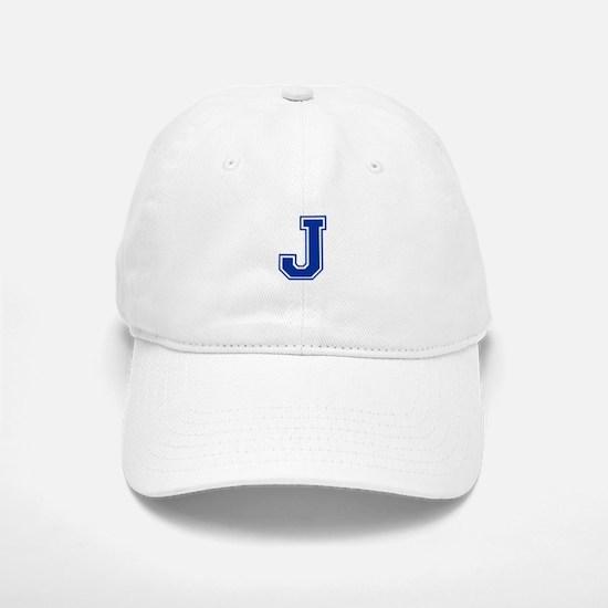 J-var blue2 Baseball Baseball Baseball Cap