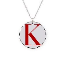 K-bod red2 Necklace