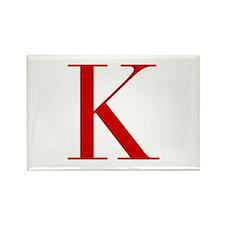 K-bod red2 Magnets