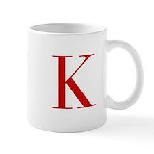 K-bod red2 Mugs