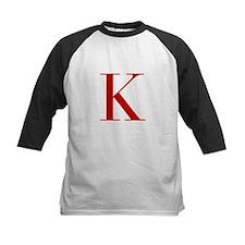 K-bod red2 Baseball Jersey