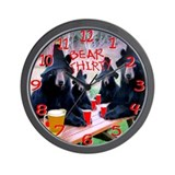 Beer thirty clock Wall Clocks