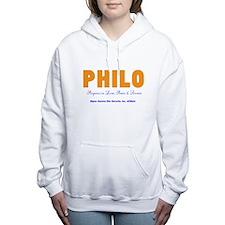 Cute Gamma sigma sigma Women's Hooded Sweatshirt