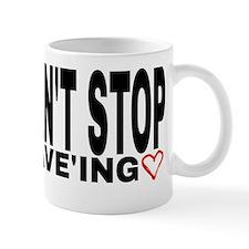 can't stop rave'ing Mug