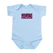 """""""Happy 2015"""" Infant Bodysuit"""