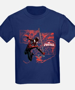 Ultimate Spider-Man Miles Morale T