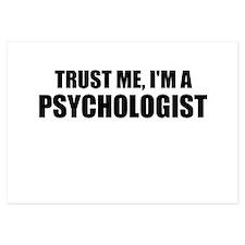 Trust Me, I'm A Psychologist Invitations
