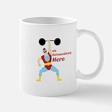 Extraordinary Hero Mugs