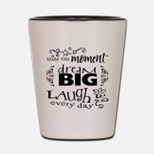 Inspirational Words (1) Shot Glass