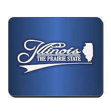 Illinois State of Mine Mousepad