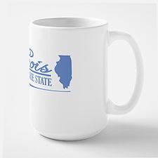 Illinois State of Mine Mugs