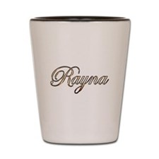 Gold Rayna Shot Glass