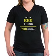Unique Khu Shirt