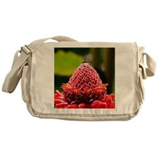 Gecko Messenger Bag
