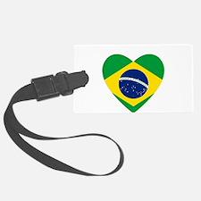 Brazil Luggage Tag